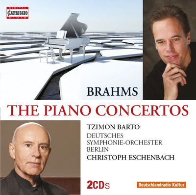 Johannes Brahms: The Piano Concertos