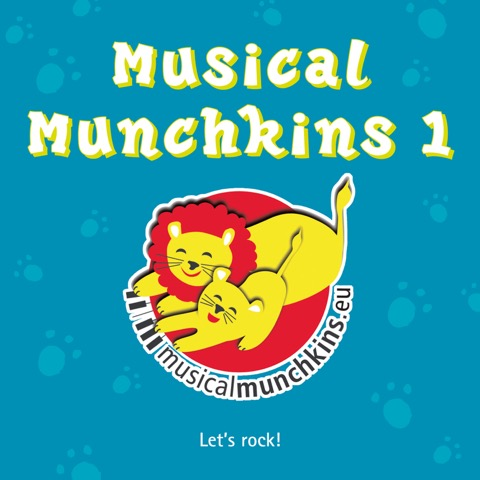 Musical Munchkins 1: Let's Rock