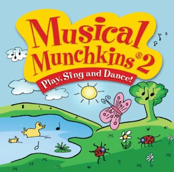 Musical Munchkins 2: Play, Sing and Dance!